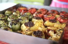 Petits légumes farcis